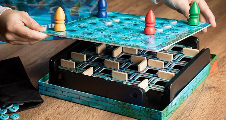 5 jocs de taula familiars de Juegos de mesa