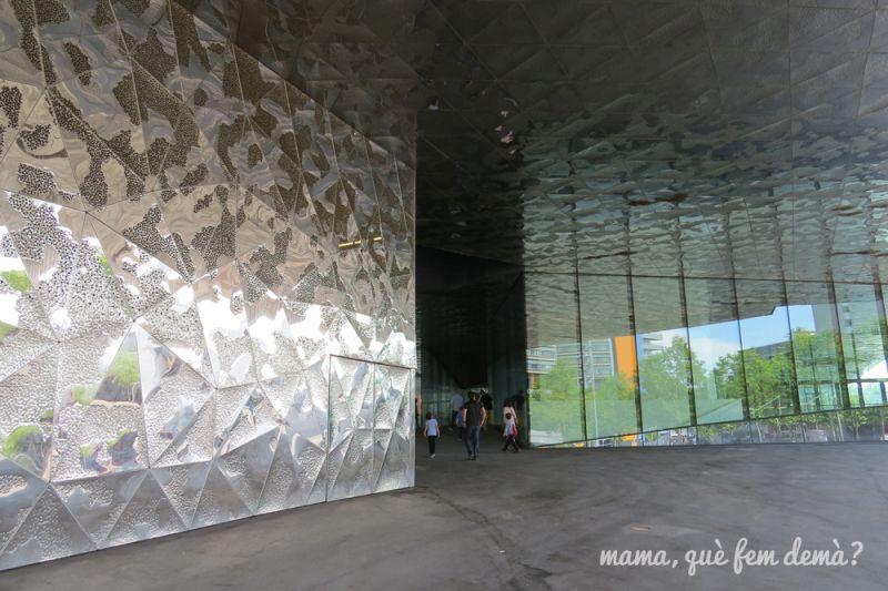 Museu Blau de Barcelona - Museu de Ciències Naturals