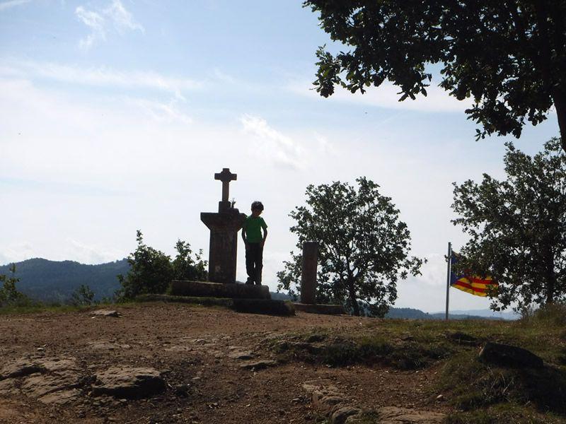 Puig de la Caritat a l'Estany