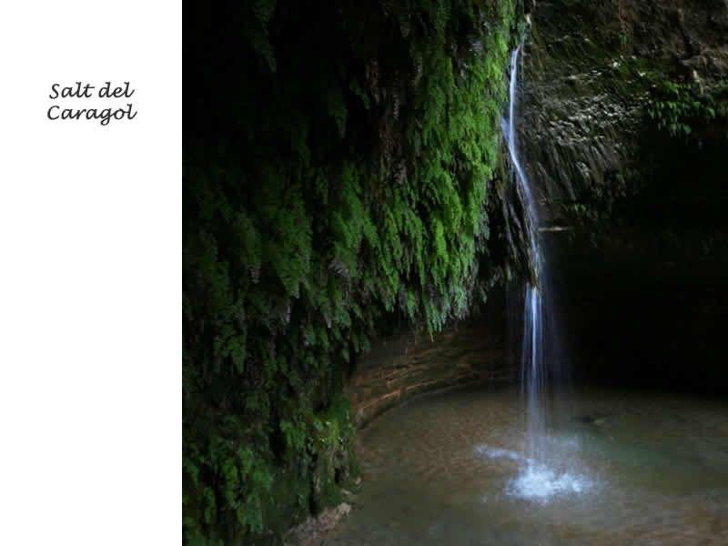 Ruta dels salts d'aigua de Cabrera d'Anoia