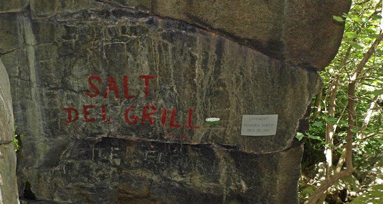 Salt del Grill i les gorges del Freser