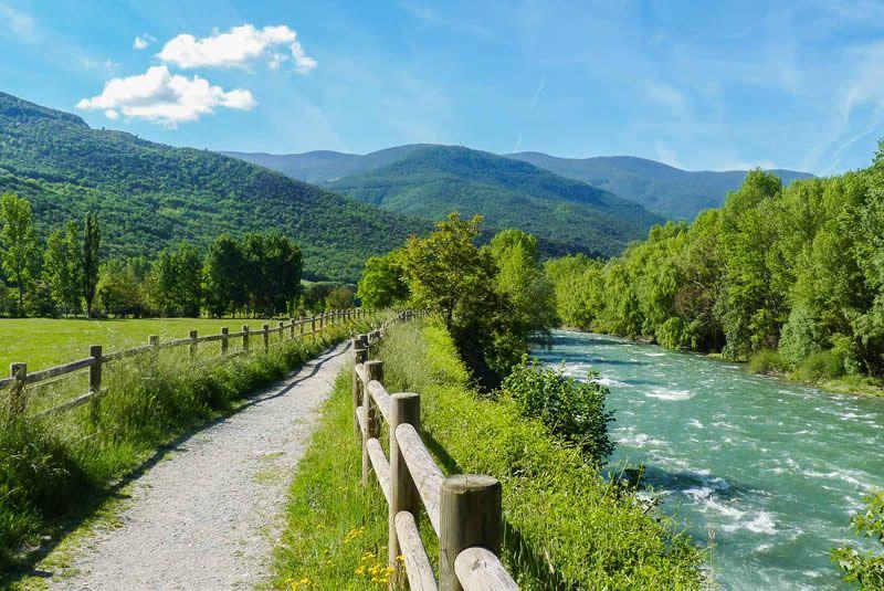 Camí Natural de les Vernedes a Sort