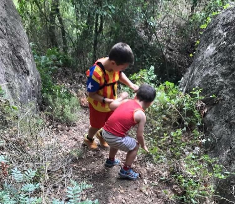 La confiança com a part de l'aprenentatge també en les excursions