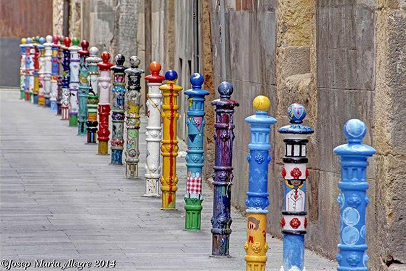 Pilon´s Street, el carrer Comte de Tarragona