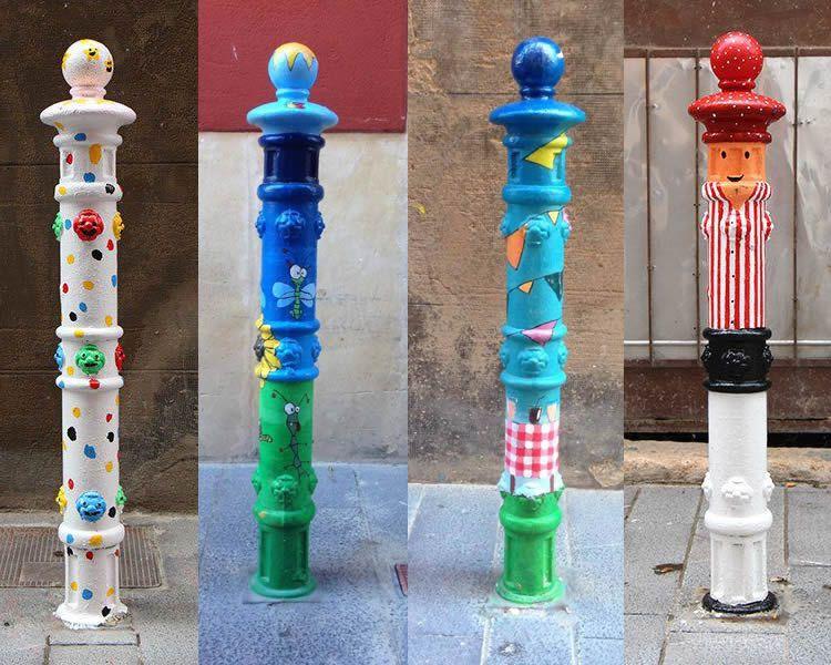 Pilon´s Street el carrer Comte de Tarragona