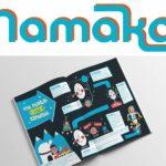 Revista infantil Namaka