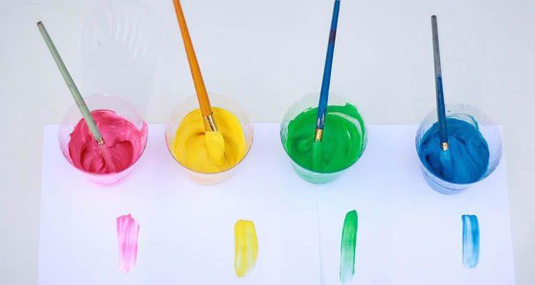 Com fer pintura comestible a casa - totnens