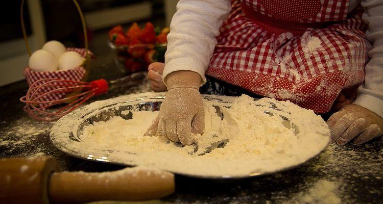 Ensenyar a cuinar als nens