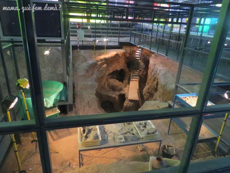 Parc Arqueològic de les Mines de Gavà