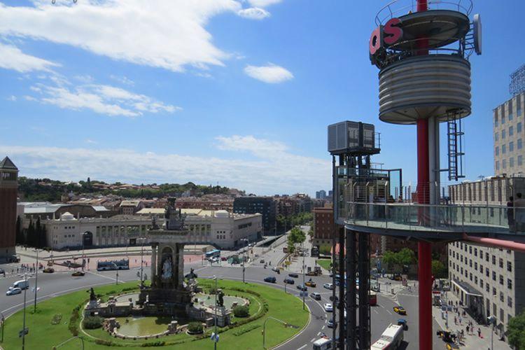 Parc Joan Miró de Barcelona
