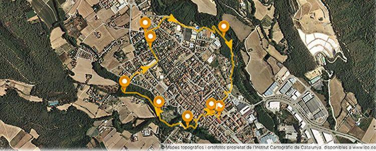 Ruta circular del Reguissol a la Tordera