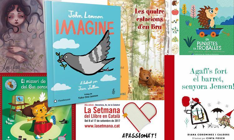 Setmana del llibre en català, activitats familiar