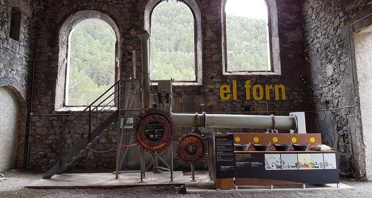 Tren del Ciment i Museu del Ciment