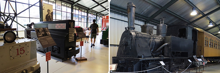 Tren del Ciment i el Museu de Ciment a Castellar de n'Hug10