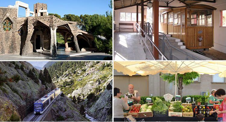 Turistren, turisme en tren FGC + activitats en família