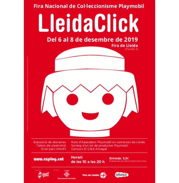 fira playmobil de Lleida 2019