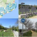 Cicloturisme per Catalunya amb nens