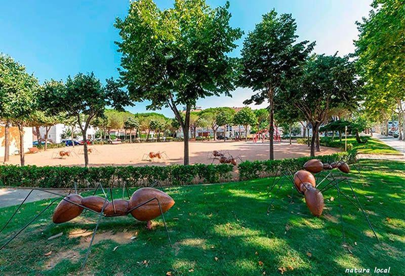 Ruta de les escultures a Castell-Platja d'Aro