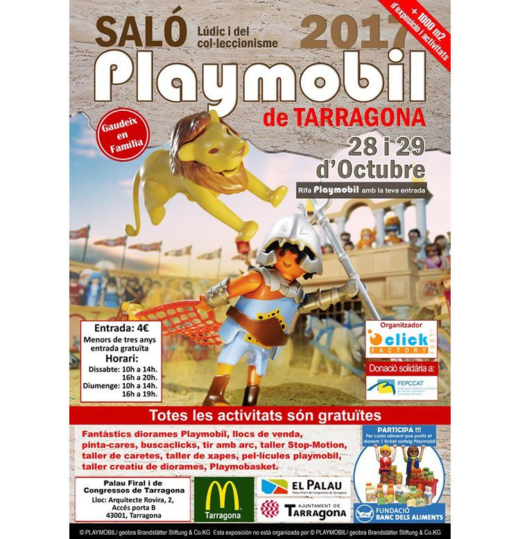 Fira Playmobil Tarragona