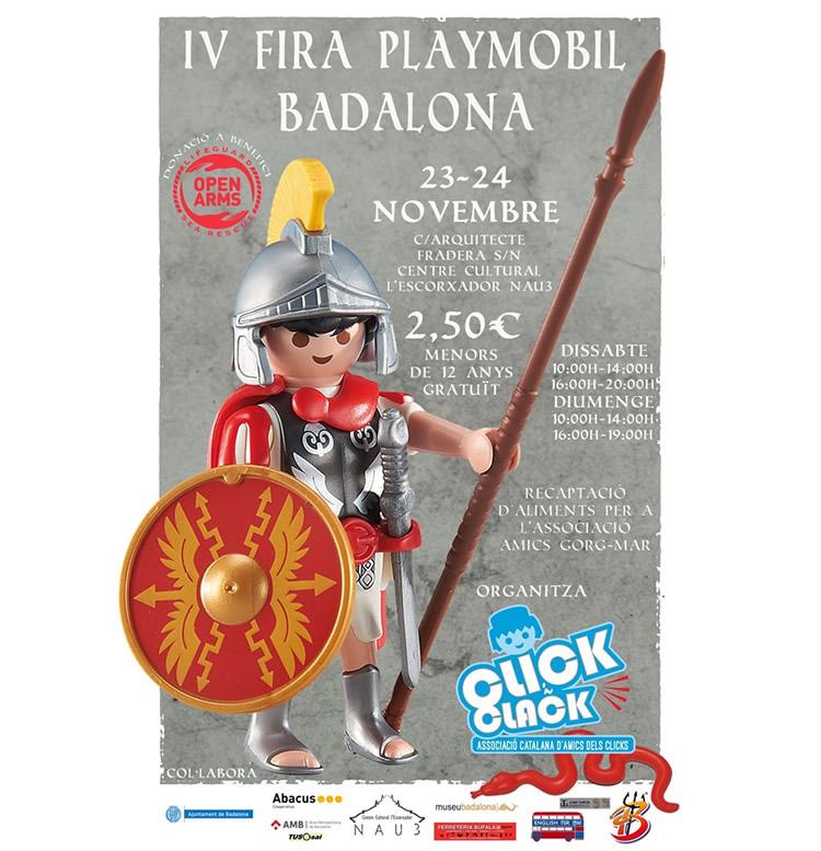 Fira Playmobil Badalona