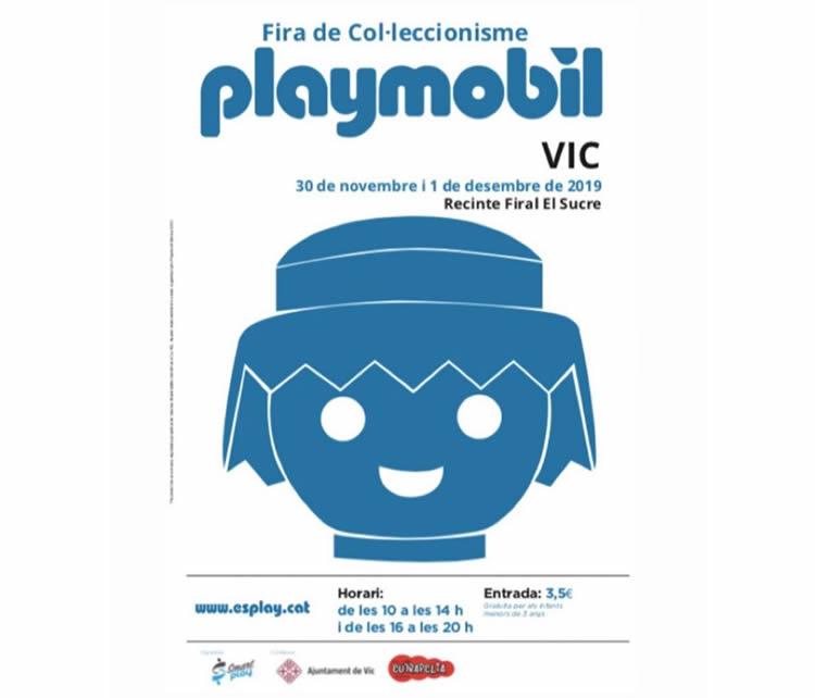 Fira Playmobil Vic 2019