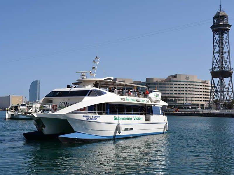 Barcelona Naval Tours, S.L
