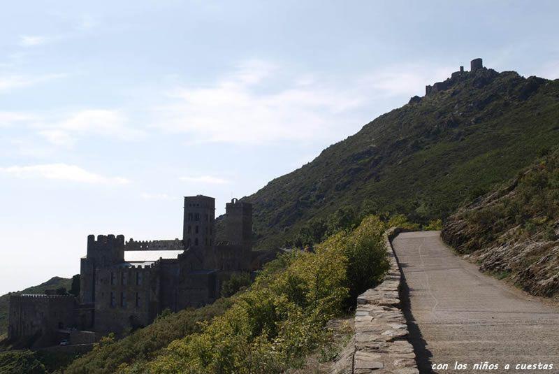 Castell Saverdera o castell de Sant Salvador de Verdera