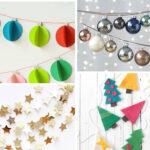 Garlandes nadalenques per fer a casa variades