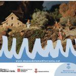 Pessebre de Josep Mir al Museu de la Mediterrània