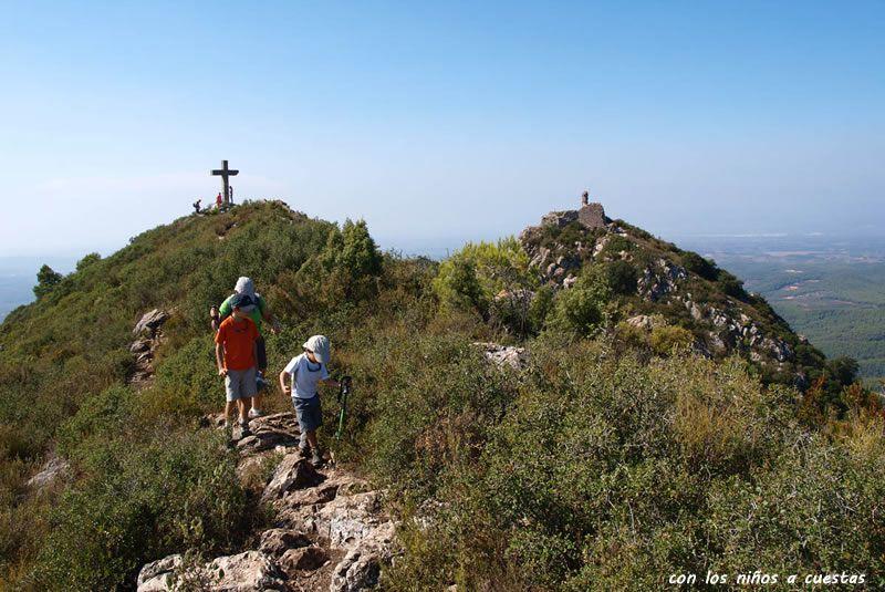 Talaia de Montmell al Baix Penedès