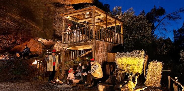 Viu la màgia del Nadal amb la Llumineta del Baix Llobregat