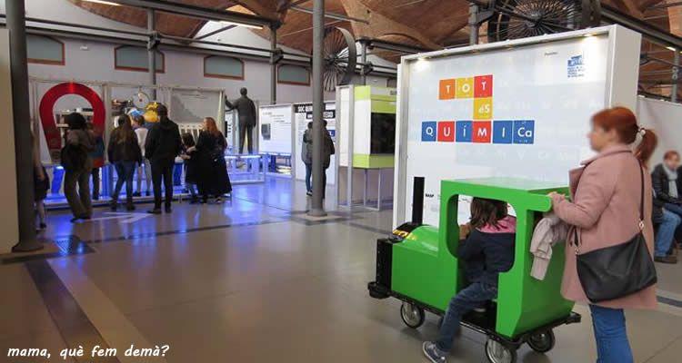 mNACTEC - Museu Nacional de la Ciència i de la Tècnica de Catalunya