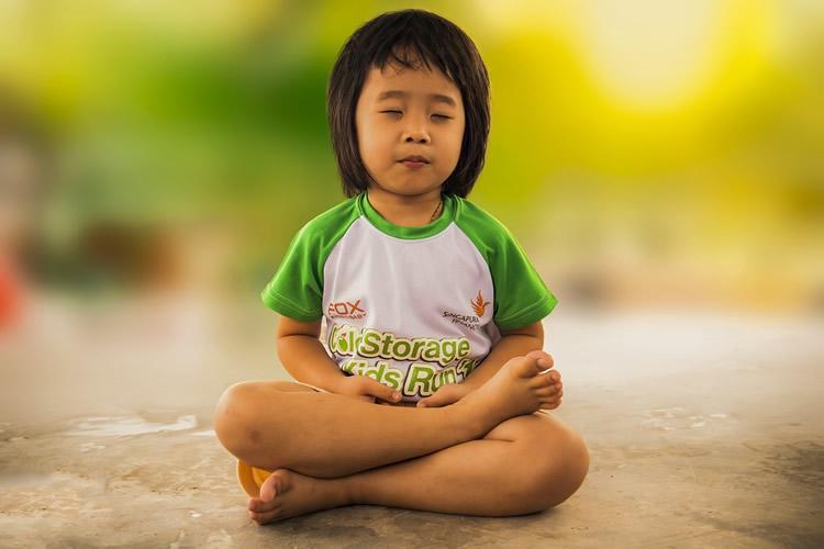 Mindfulness per a nens, aprendre a estar atent
