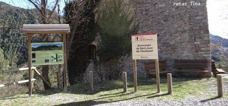 Àrea de lleure de Sant Joan d'Avellanet