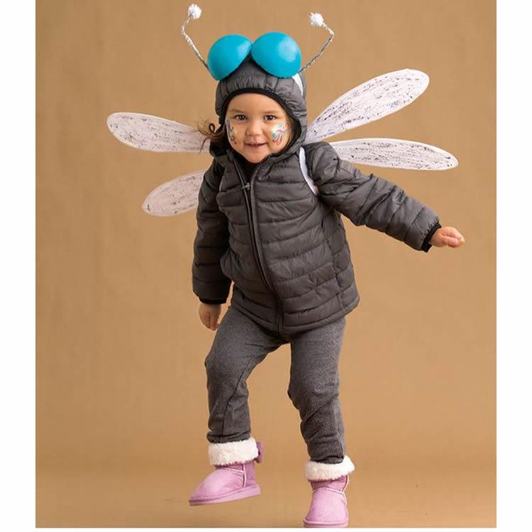 Disfresses per a nens i bebès per fer a casa