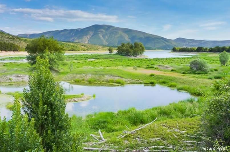 Ruta del camí de l'aigua a La Pobla de Segur