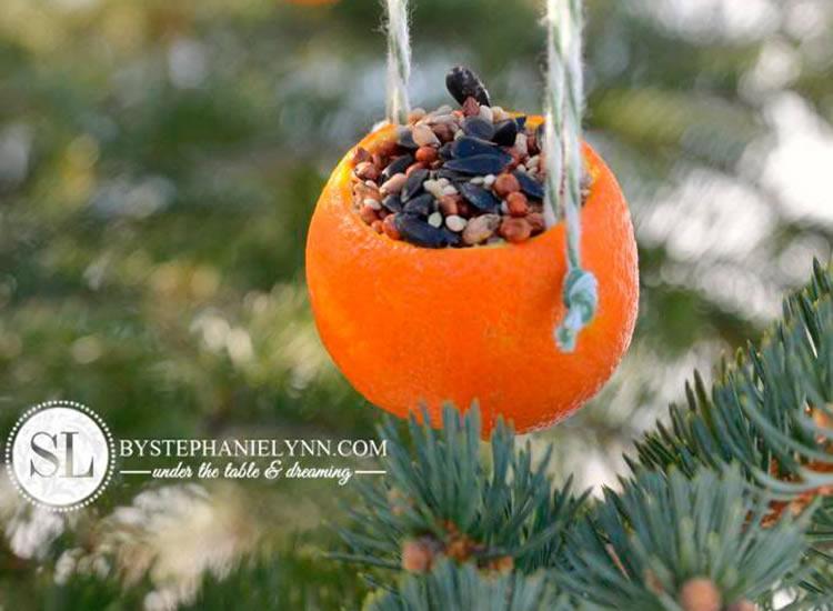Temps de mandarines: menjar i decorar