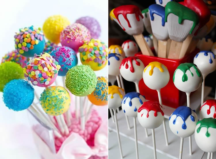 Cake pops per fer amb nens
