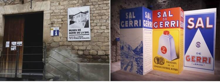 Museu de la Sal a Gerri de la Sal