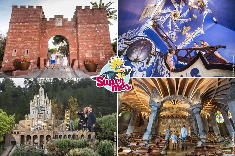 SúperMes per a famílies al Baix Llobregat