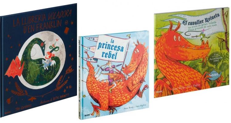 Àlbums il·lustrats protagonitzats per dracs
