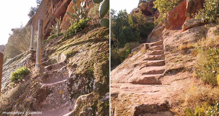 Mare de Déu de la Roca i Cova Foradada de Mont-roig del Camp