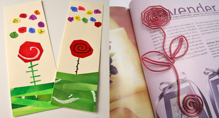 Punts de llibre especial Sant Jordi10
