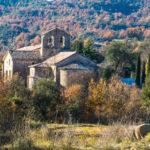 Sant Pau de Casserres excursio fins el panta i la rectoria