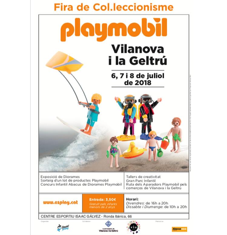 fira playmobil vilanova 2018