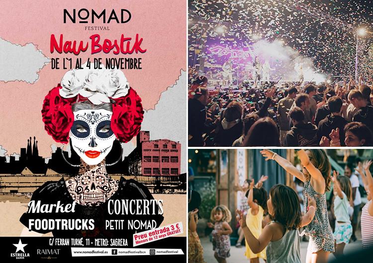 Nomad Festival Barcelona