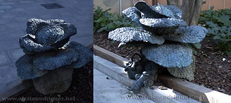 Escultura d'en Patufet de Granollers