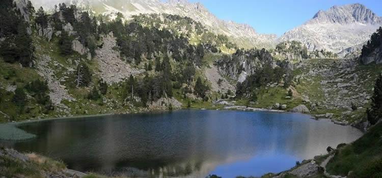 Excursions a llacs d'alta muntanya amb nens