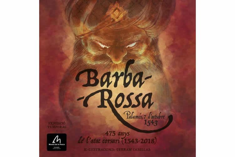 Exposició Barba-rossa al Museu de la Pesca de Palamos02