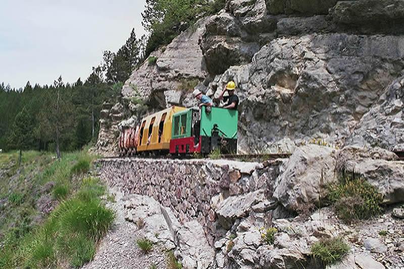 Petit Tren de les Mines de Vallcebre